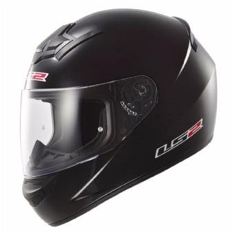 LS2 Full Face FF352 Rookie Mono Helmet (Matte Black) Price Philippines