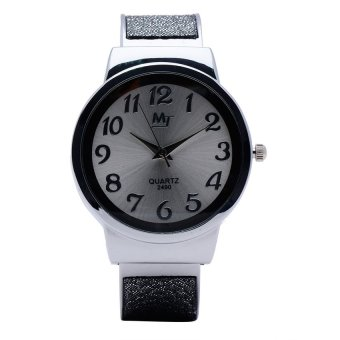 MJ Bangles Women's Silver Metal Strap Watch 1025-2765 Price Philippines