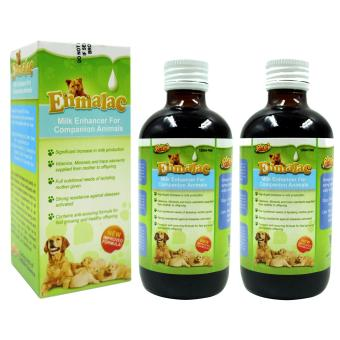 Harga Papi Enmalac Milk Enhancer for Companion Animals set of 2