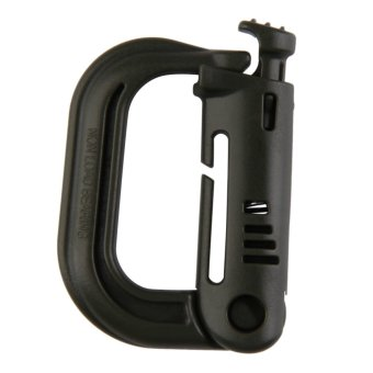 Backpack EDC Shackle Snap D-Ring Clip Key Ring Green Price Philippines