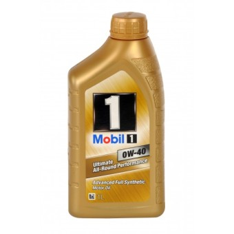 Mobil 1 0W40 Advanced Full Synthetic Motor Oil Price Philippines