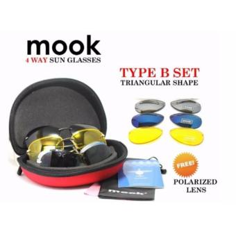 Harga Polarize Korean Sunglasses mook