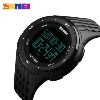 SKMEI Sport Watches Women Style Waterproof LED Digital Watches 1219 - intl Price Philippines