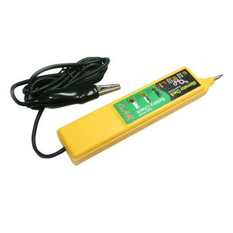 Harga Newstar Car Battery Checker for 12VDC JP-12 (Yellow)