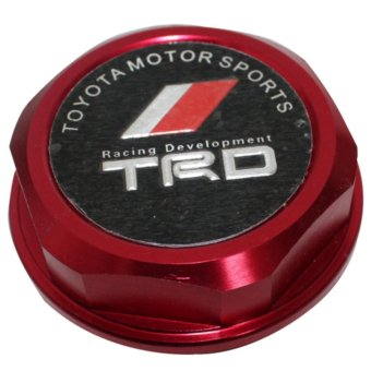 TRD Oil Filler Cap (Red) Price Philippines