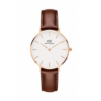 DANIEL WELLINGTON Classic Petite St. Mawes White Face 32mm Rosegold Watch Price Philippines