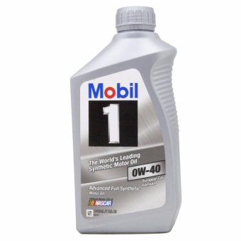 Mobil 1 0W-40 Synthetic Motor Oil - 1 Quart Price Philippines