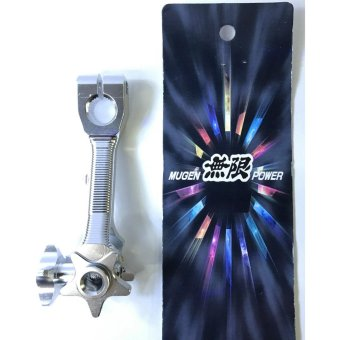 Mugen Motorcycle Brake arm Universal (yamaha,honda)Silver Price Philippines