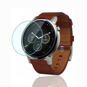 Harga Tempered Glass Clear Screen Protector for Motorola Moto 360 2nd