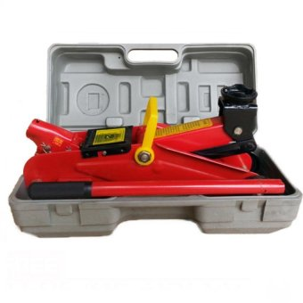 Harga 300 mm Max Lift Height 2 Tons Floor Jack for Cars, Sedans, AUV's & SUV's (5.5kg Unit's Net Weight)