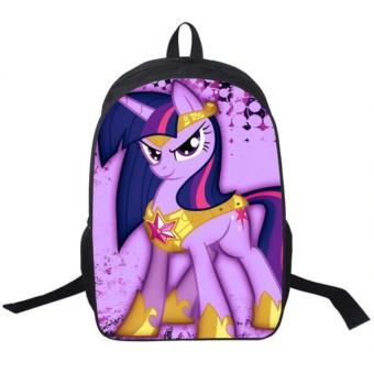 Harga My Little Pony Backpack For Teenagers Girls School Bags Young Women Daily Backpack Children Backpacks Kids Bag Mochila Escolar - intl