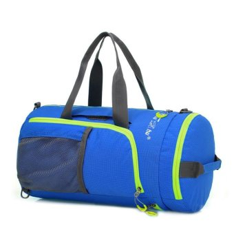 Free Knight Tanluhu 35L Foldable and Waterproof Duffle Travel Bag - intl Price Philippines
