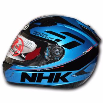 RFM NHK Helmet GP 1000 Racing Instinct met blue Price Philippines