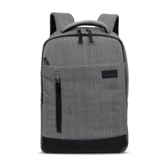 Harga Kingslong KLB112400 Linen Backpack (Light Grey)
