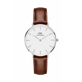 DANIEL WELLINGTON Classic Petite St. Mawes White Face 32mm Silver Watch Price Philippines