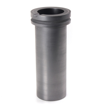 Harga 2KG High Purity Graphite Casting Melting Crucible For Gold Silver Copper