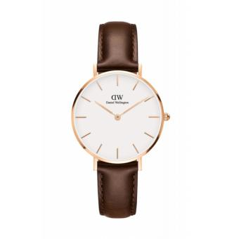 DANIEL WELLINGTON Classic Petite Bristol White Face 32mm Rosegold Watch Price Philippines