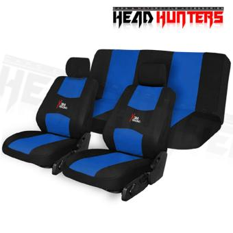 Harga Head Hunters Automotive Universal Fit Mesh Car Seat Cover (Blue)