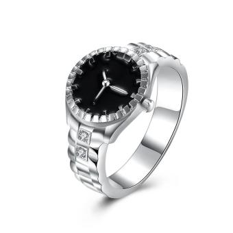 Fashion Jewelry and Watches Creative Diamond Ring Watches - intl Price Philippines