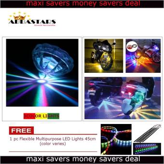 Motorcycle / Car Under Glow Lights LED Multicolorfor Kawaski Bajaj Rouser NS 150 Price Philippines