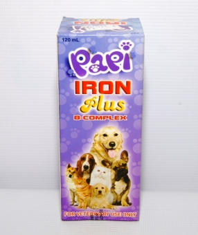 Papi Iron Plus B-Complex 120ml Price Philippines