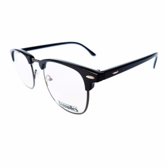 Temples Rx ALLALFIE Prescription Frame Black Price Philippines