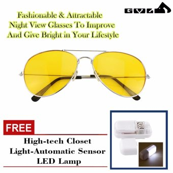 Night View Glasses For Men with Free High-tech Closet Light Price Philippines