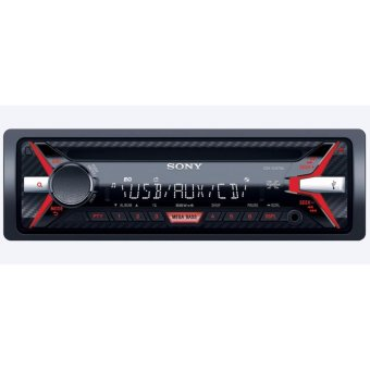 Harga Sony CDX-G1170U FM/AM Compact Disc Player