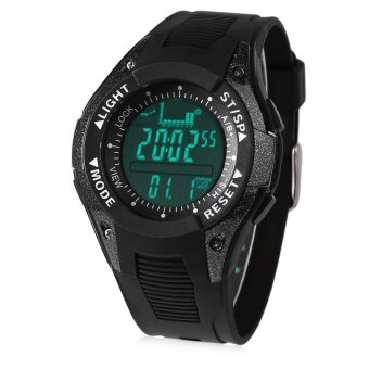 SUNROAD FX702A Multifunctional Digital Sports Watch Altimeter Fishing Barometer Wristwatch 30M Water Resi...... Price Philippines