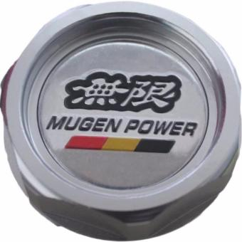 Honda MUGEN Oil Cap (Silver) Price Philippines