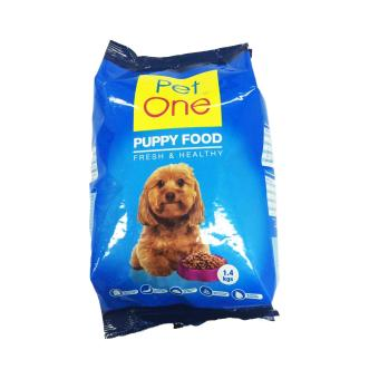 Harga Pet One Puppy 1.4kg