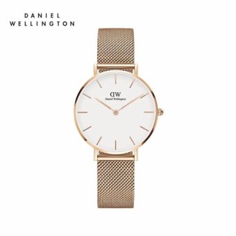 Daniel Wellington- Classic Petite 32mm Lady Watch- Rose Gold Case - intl Price Philippines