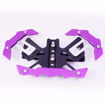 Harga Monster Plate Holder Bat (9801-478-Violet)