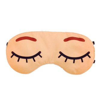 Harga Tickles Closed Eyes Eye Mask (Skintone)