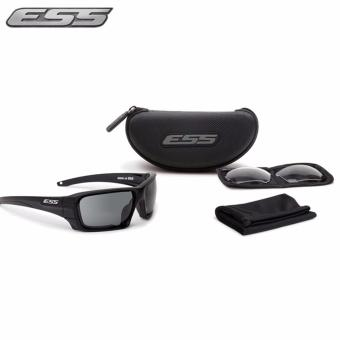 Harga ESS Rollbar Black Sunglasses with Unique High-impact interchangeable lens System