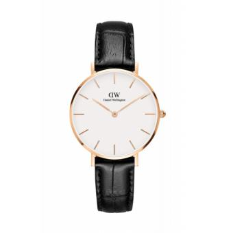 DANIEL WELLINGTON Classic Petite Reading White Face 32mm Rosegold Watch Price Philippines