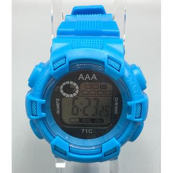 AAA Unisex Sports Digital Sports Watch (Blue) Price Philippines