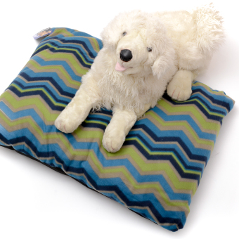 Harga Sure Pet Rectangular Pet Bed 90x68 Large (Zigzag)