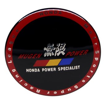 Mugen Center Cap Badge Sticker Price Philippines