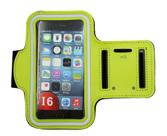 TECH GEAR Sport Armband for iPhone 6 (Apple Green) Price Philippines