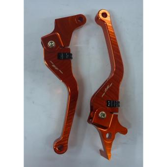 Mugen Motorcycle Brake Lever Raider 150(Orange) Price Philippines