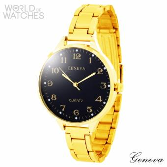 Harga Geneva Keira Stainless Steel Watch
