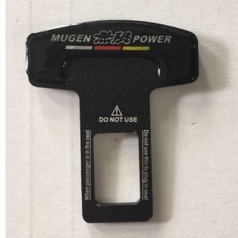 1Pc Mugen Power Seat Belt Alarm Warning Canceler (Honda) Price Philippines