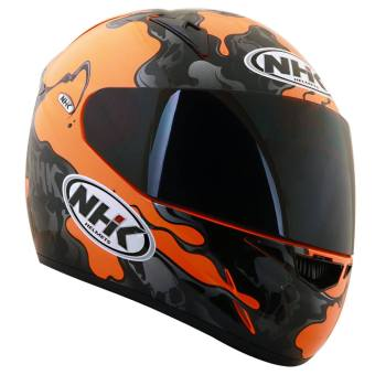 NHK Helmet GP Tech MAGMA 4 Fluorescent (Orange) Price Philippines