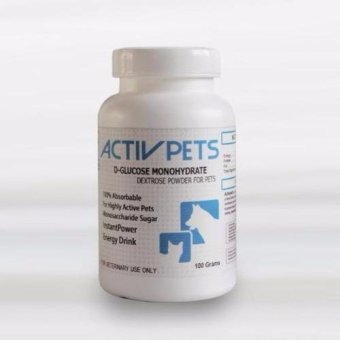 Harga ACTIVPETS High Grade Dextrose Powder (300 grams)