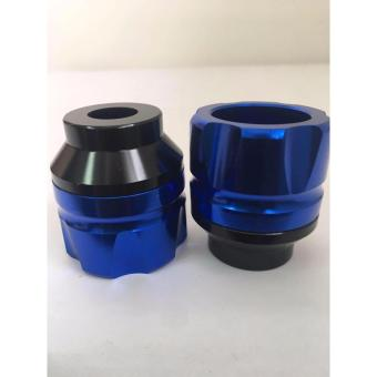 Universal Axle Nut Cover Cap(BLUE) Price Philippines