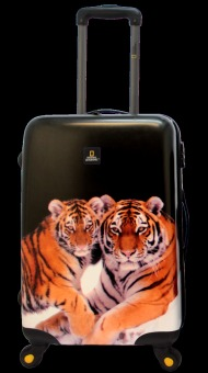 "National Geographic Nature of Love 4W 27"" Luggage (Tiger) Price Philippines"