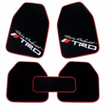 TRD Car Matting (Universal) Price Philippines
