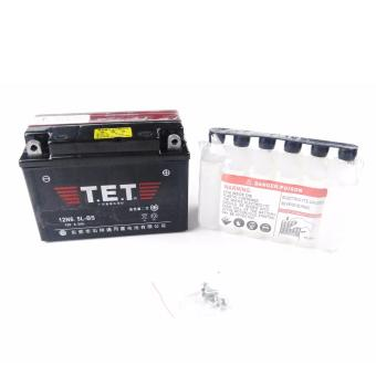 Harga TET 12N6.5-BS Maintenance Free Motorcycle Battery
