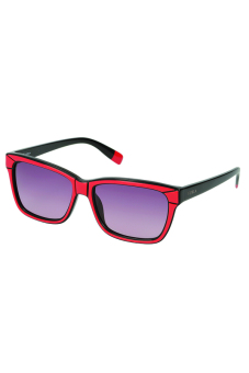 Harga Furla Cortina SU4847 09P2 Sunglasses (Red/Black)